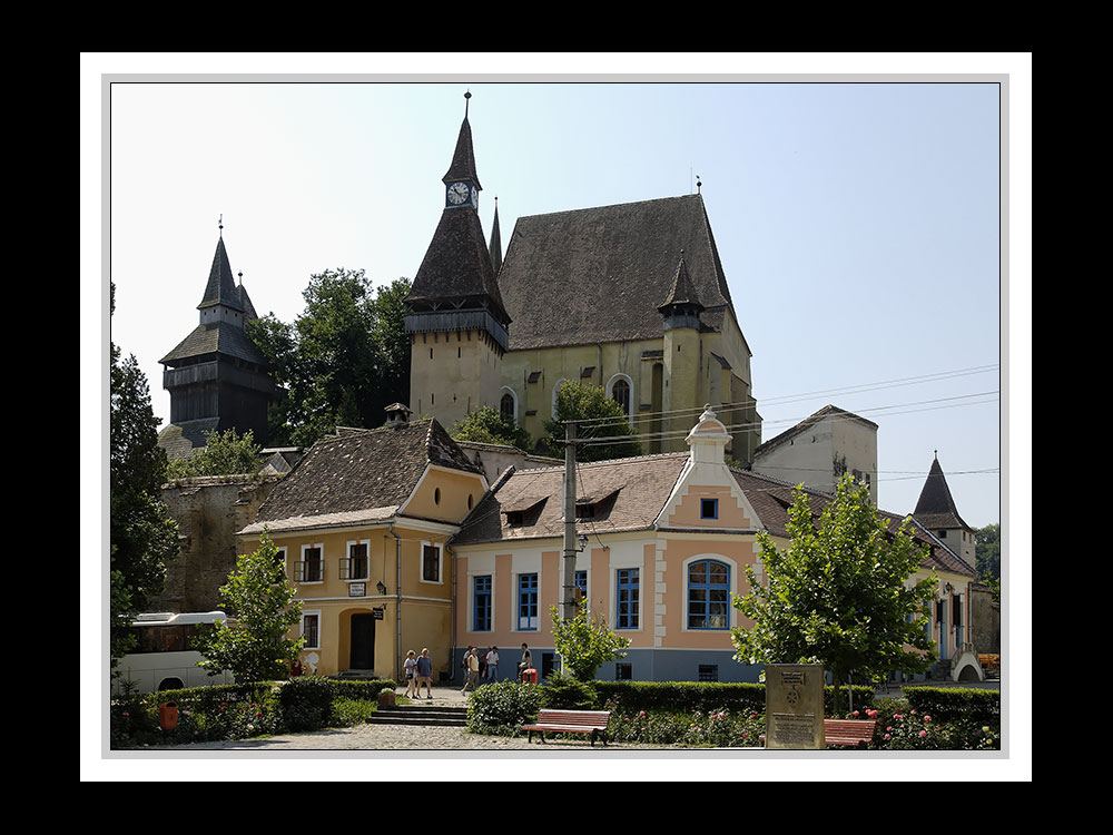 Durchs Land der Kirchenburgen 03