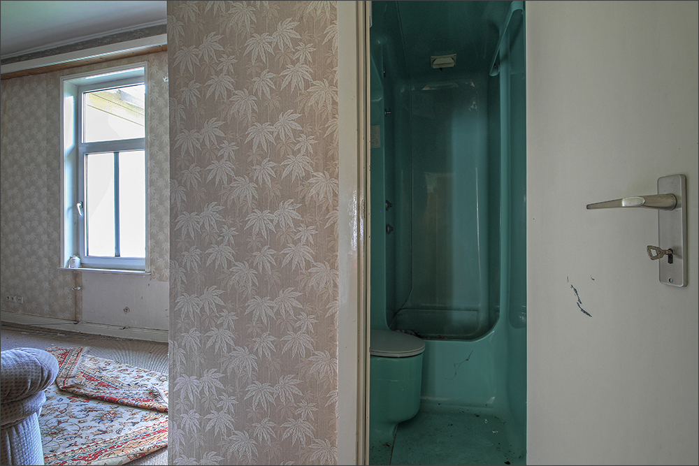 Duschkammer