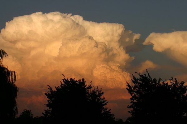 Dusk Clouds II