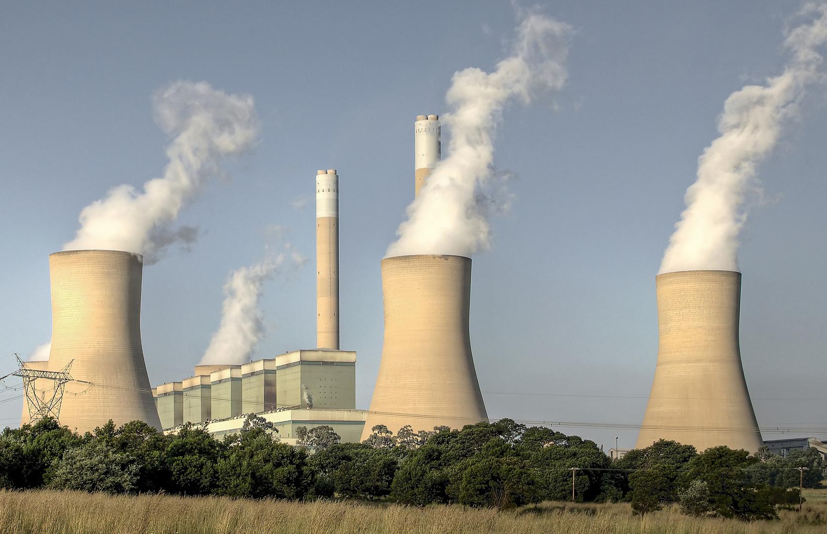 Duvha Power Station