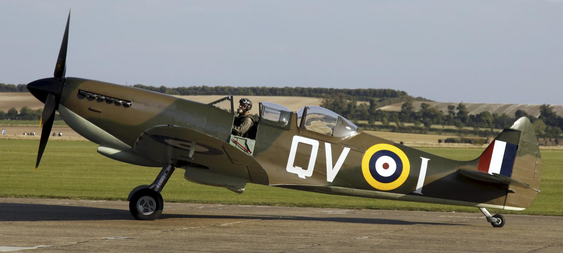 Duxfort 2011 Spitfire IXT