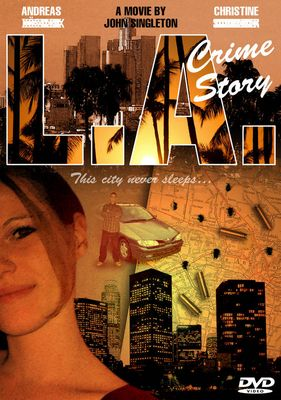 """DVD Cover """"L.A. Crime Story"""""""