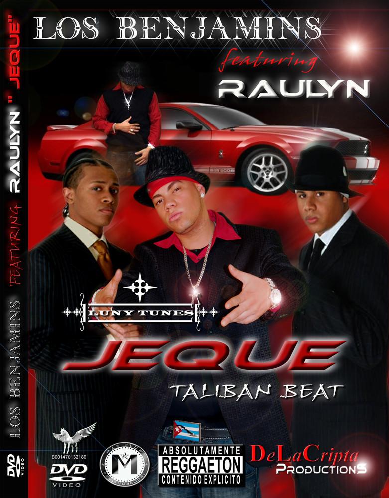 DVD-Cover von Los Benjamins Front