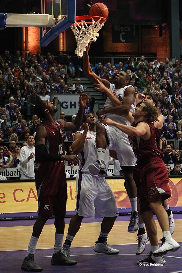 ... Dwayne Anderson - Basketball Bundesliga