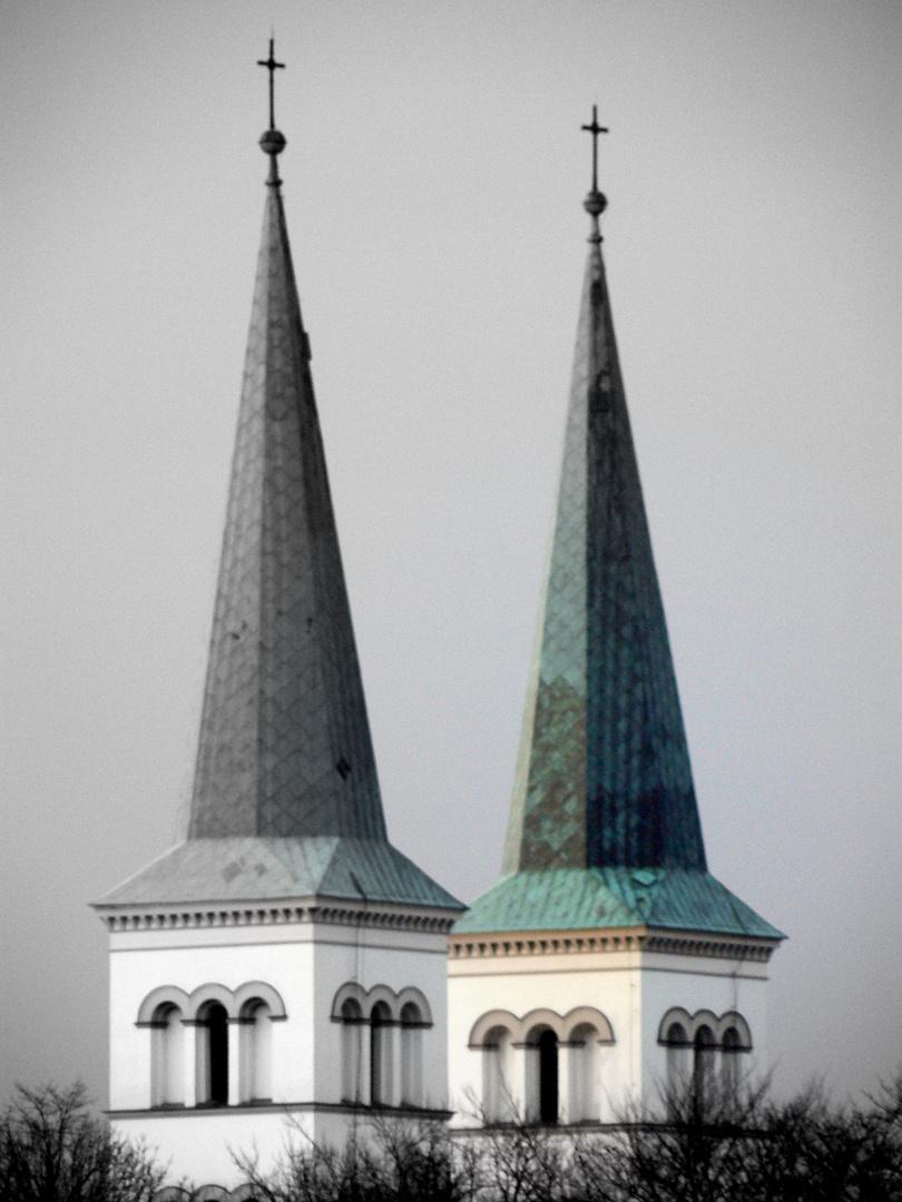 dwie wieze