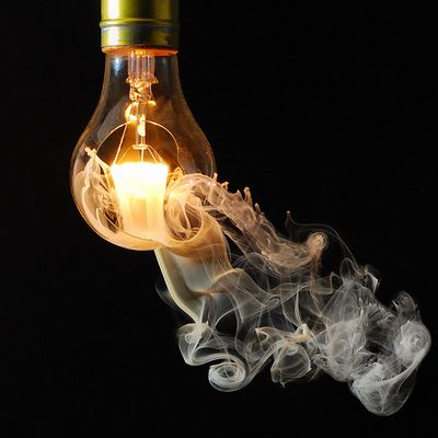 dying bulb...