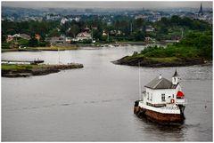 Dyna Fyr - Oslofjorden
