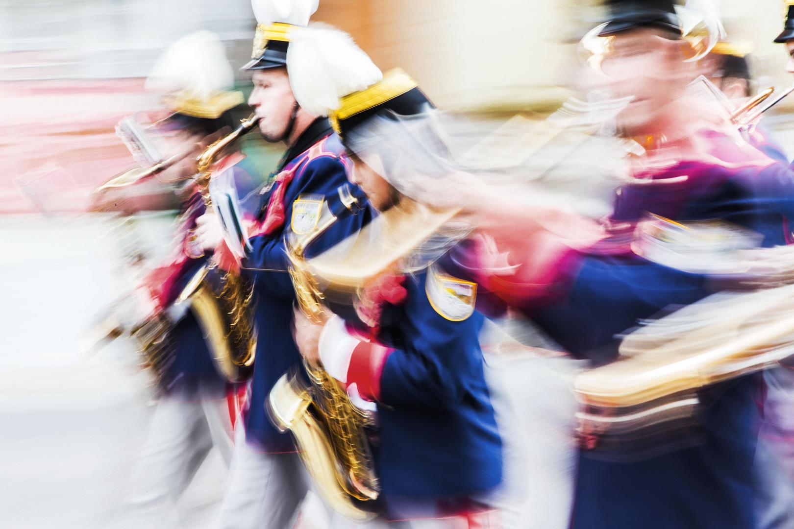 Dynamische Volksmusik