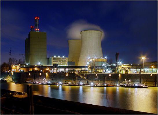 Dynamischer Stromerzeugungs Betrieb - Duisburg