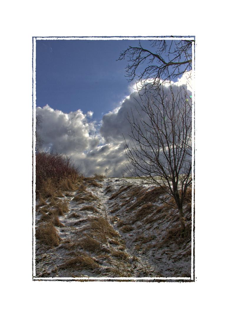 Dynamischer Winter