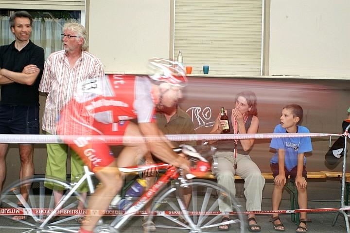 Dynamisches Radrennen die 2th
