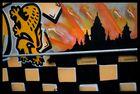 Dynamo Dresden Graffiti