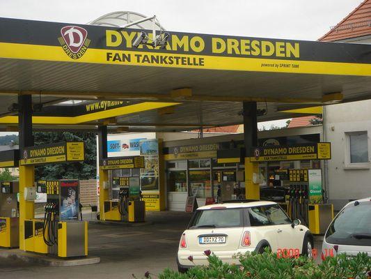 Dynamo Tankstelle