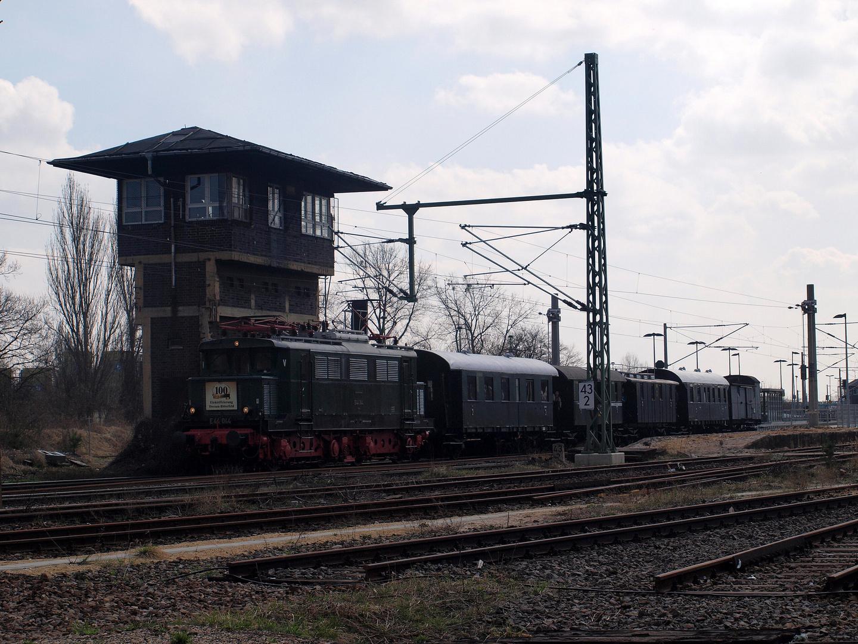 E 44 mit SDZ 2