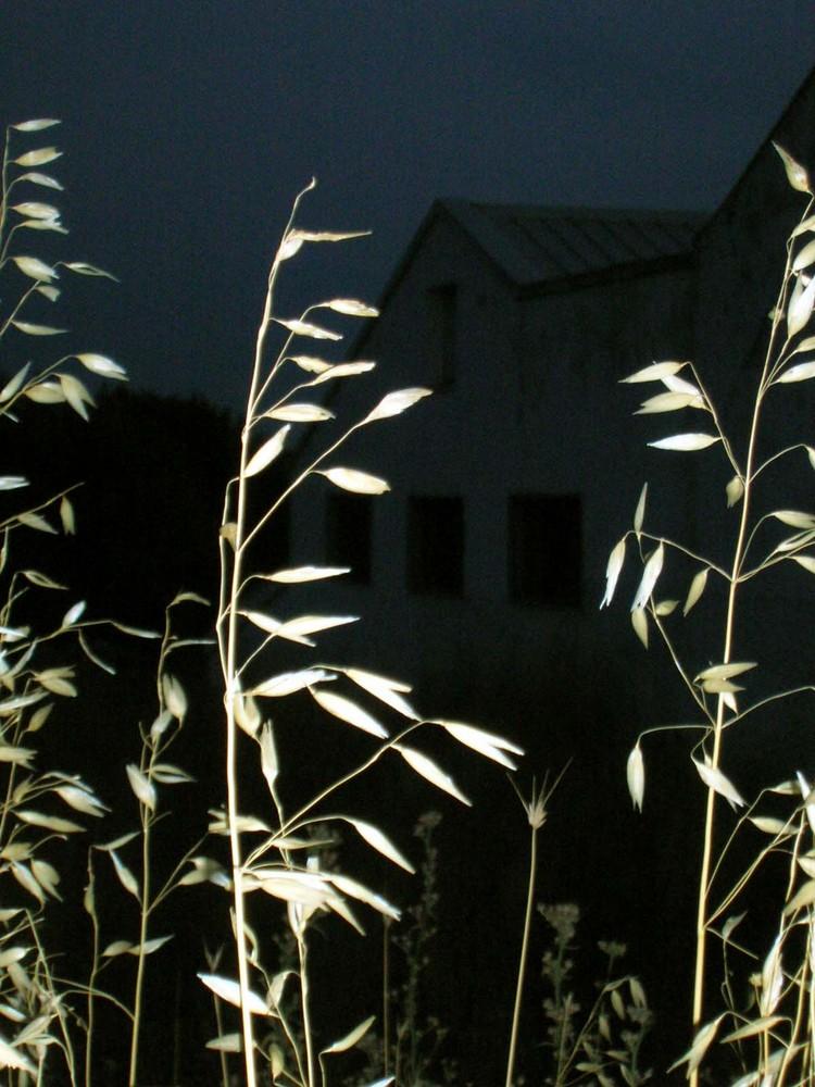 ....e di notte