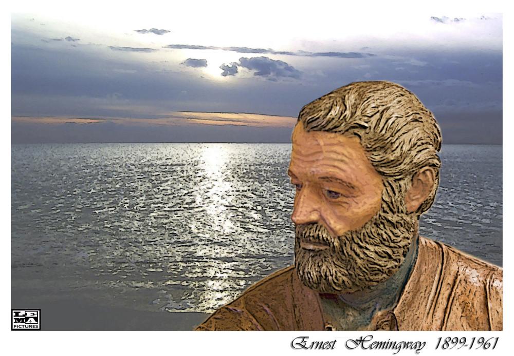 E. Hemingway última mirada al mar