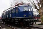 E-Lok E 18 047 - Stargast bei den Museumstagen in Bochum