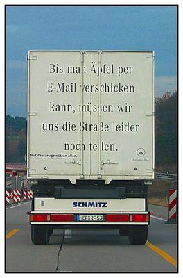 E-Mail-Äpfel