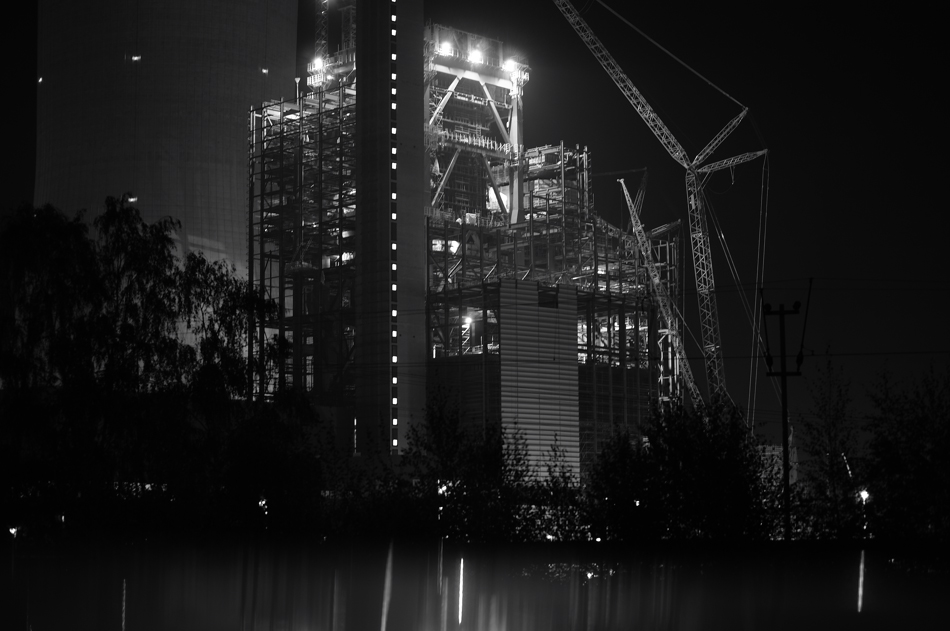 E-on Kraftwerk stillgelegt ?