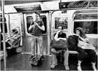 'E-Tunes' - a New York Subway Moment