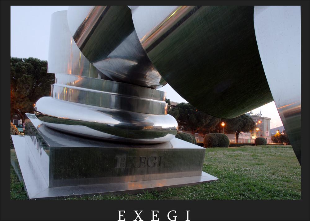 E X E G I
