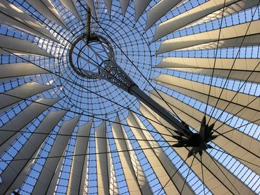 Potsdamer Platz / Sony Center