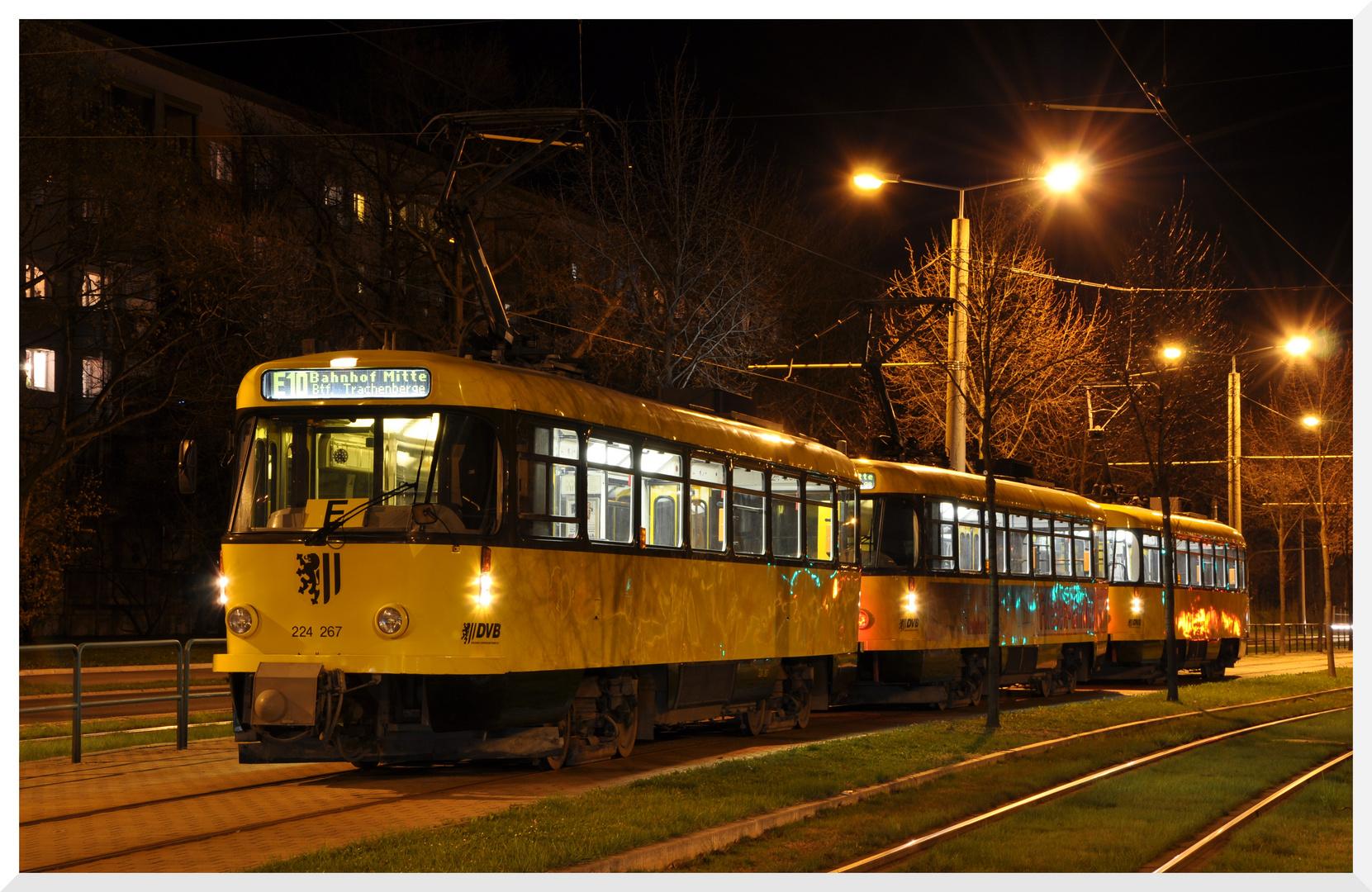 E10 am Strassburger Platz
