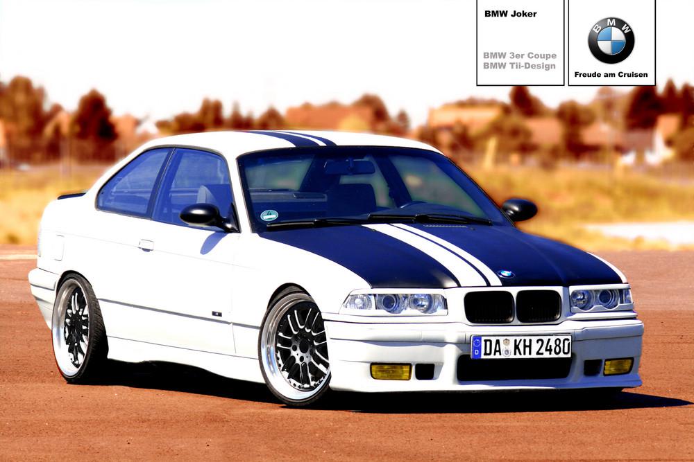 E36 Coupe im tii-Design