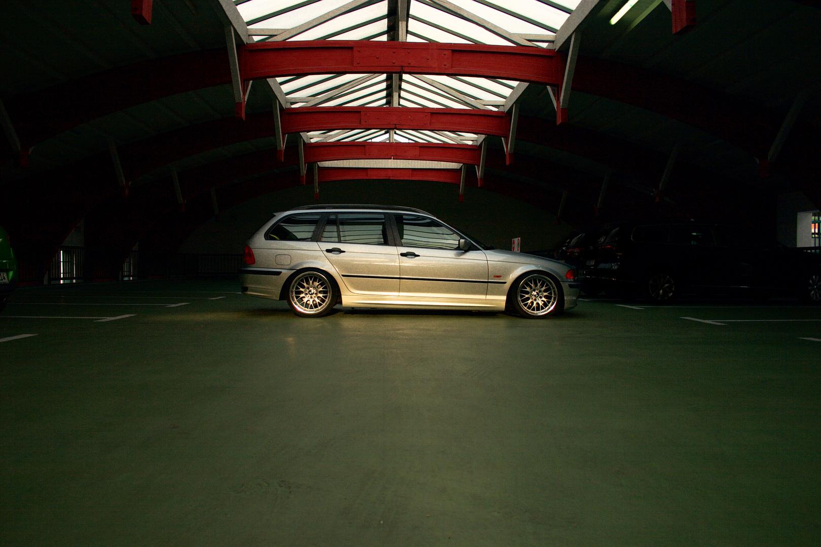 e46 parkhaus