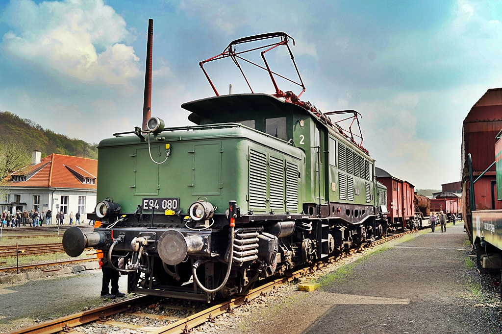 E94 in Bochum Dahlhausen