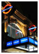 Earls's Court Station