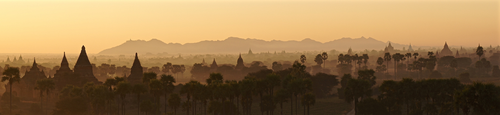 early morning bagan...