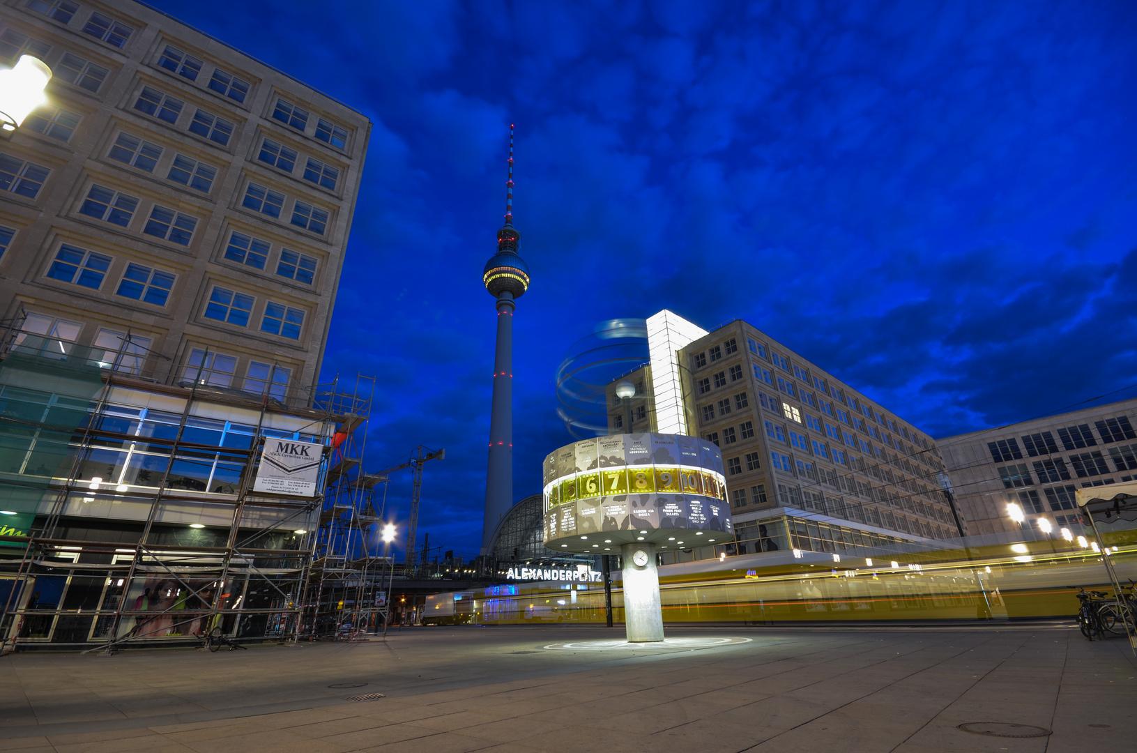 Early Morning @ Berlin