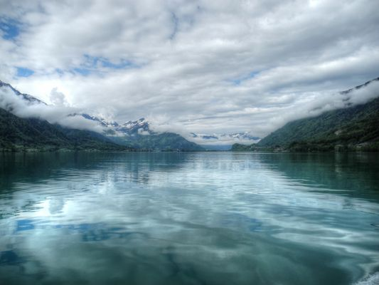 Early Morning Cruise Lake Brienz Interlaken