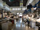 Early Morning in Fish Market