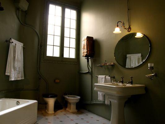 Early XX Century bathroom