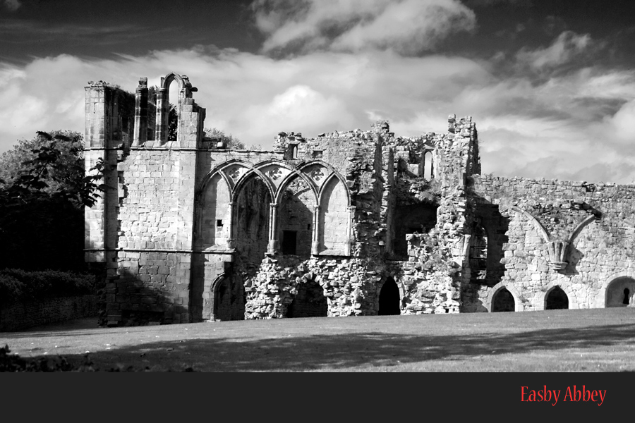... Easby Abbey ...