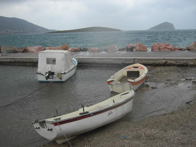 East of Athens - Area of Porto Rafti, Greece 2008
