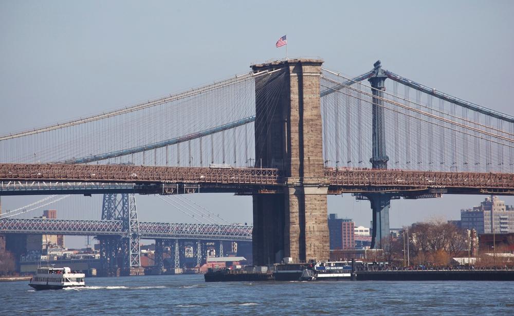 East River Bauwerke