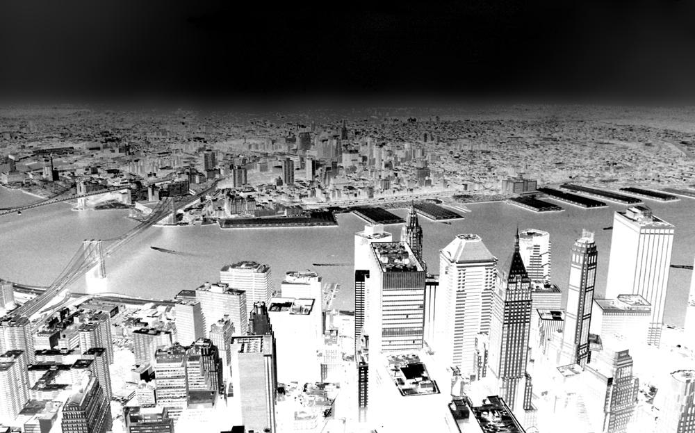 East River (negativ)