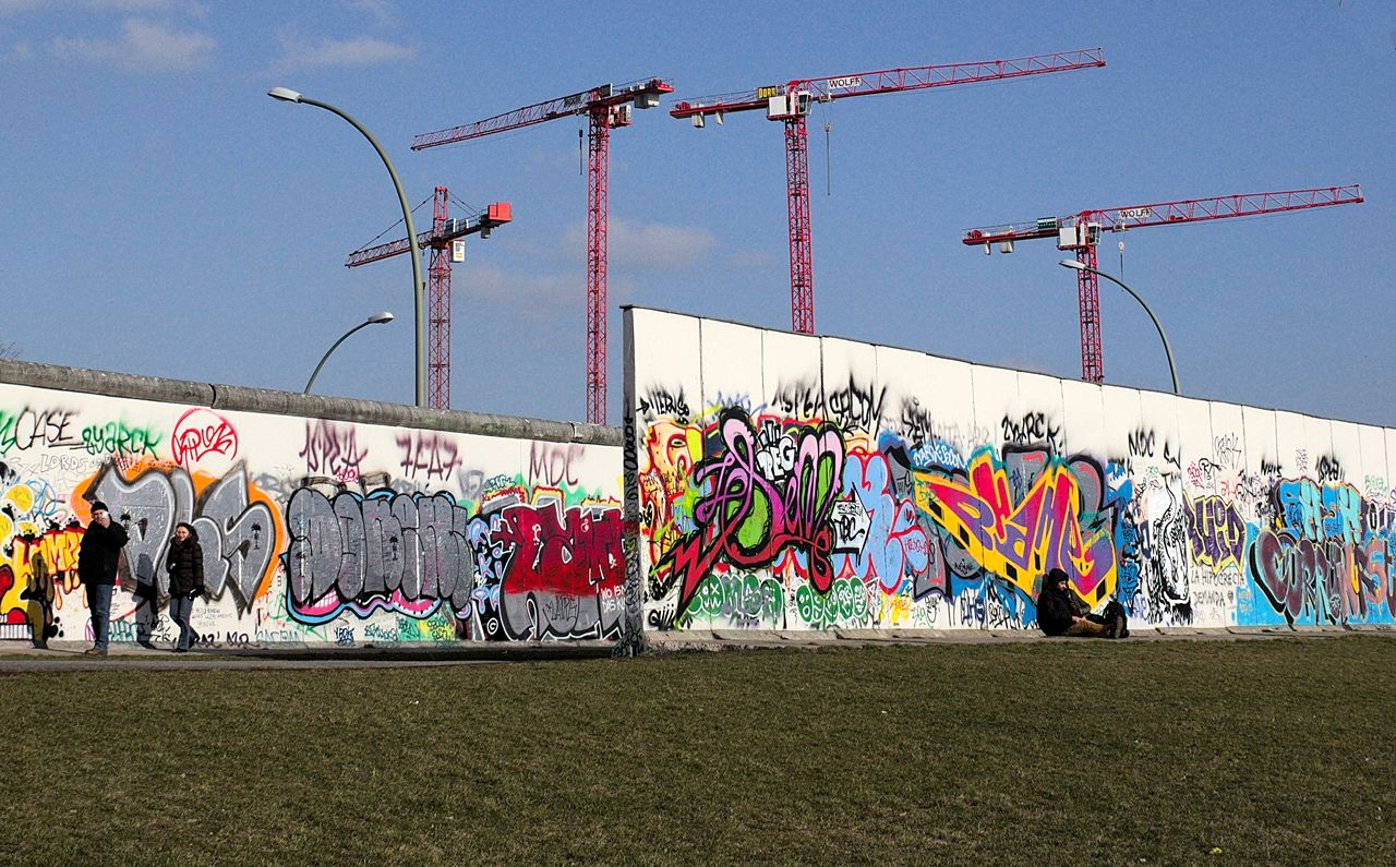 East Side Gallery 02