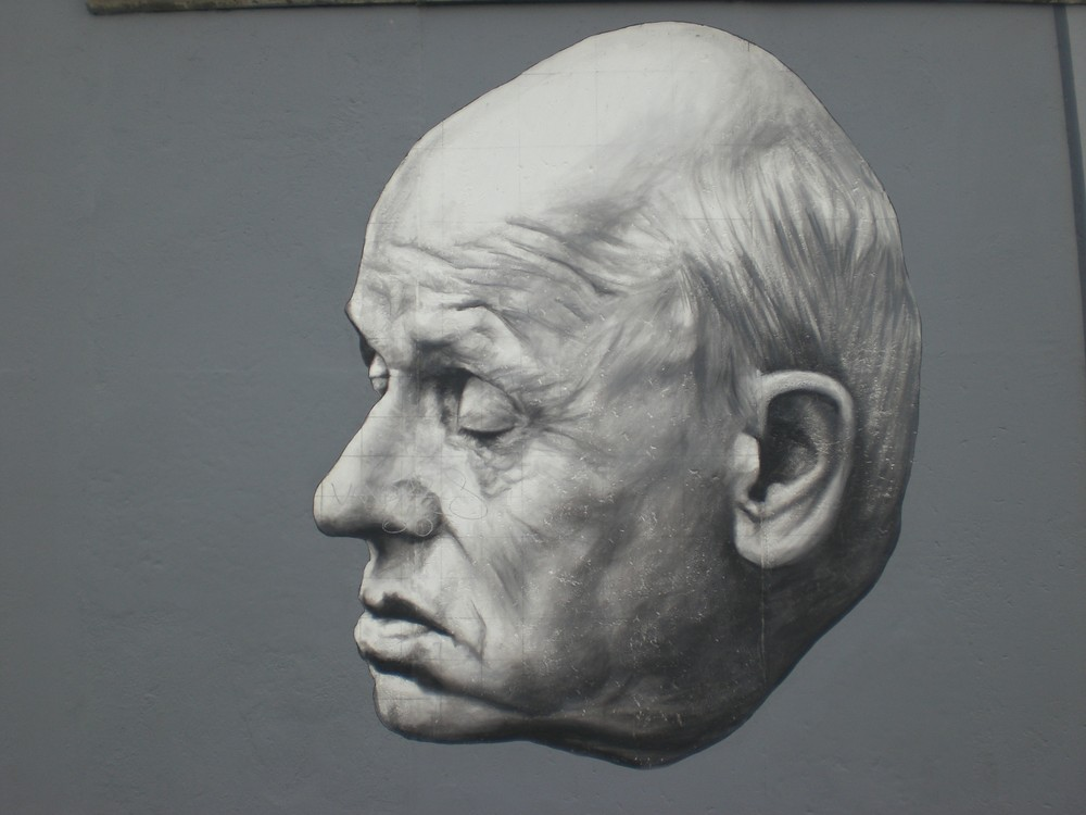 East Side Gallery / Berlin