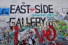 East Side Gallery, Berlin-Friedrichshain
