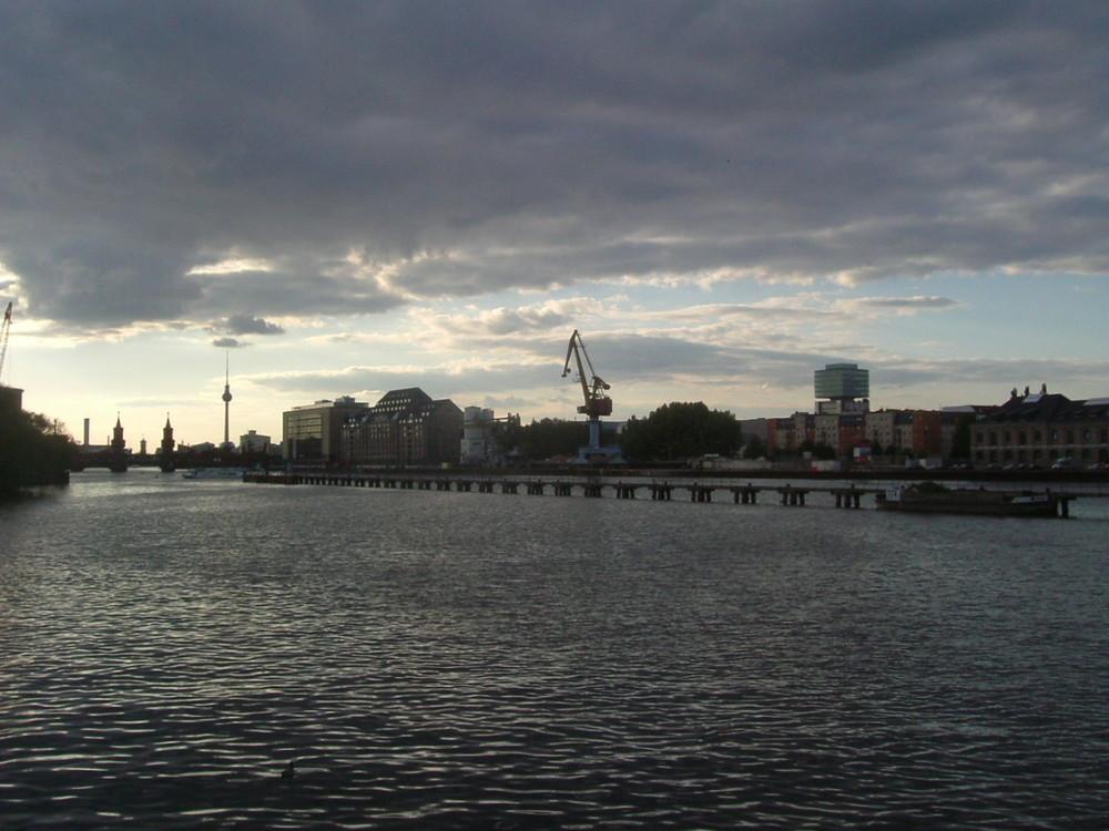 east skyline