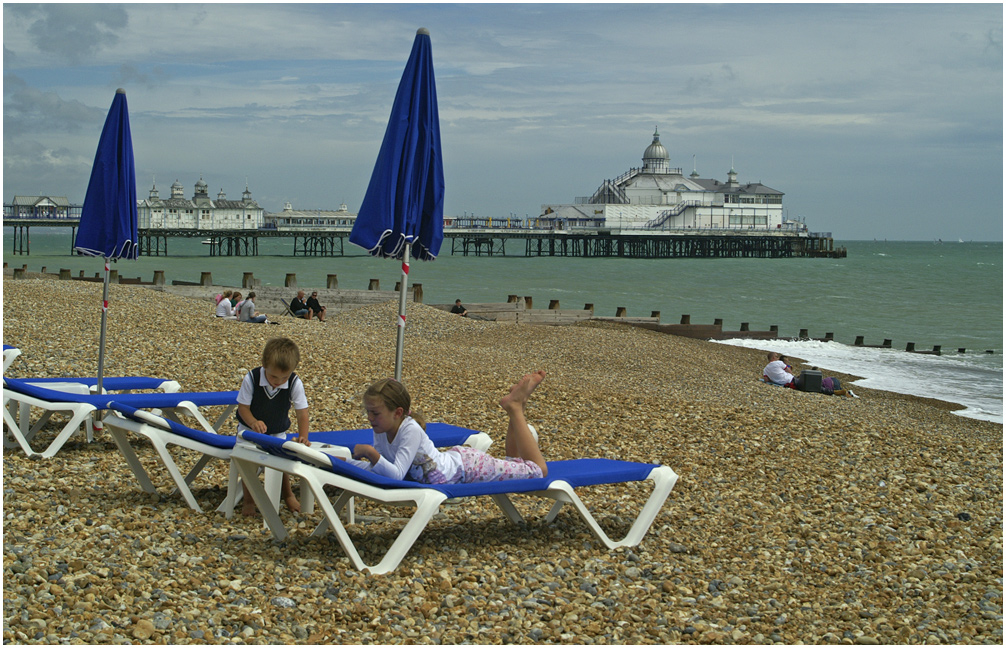 Eastbourne Pier Strand