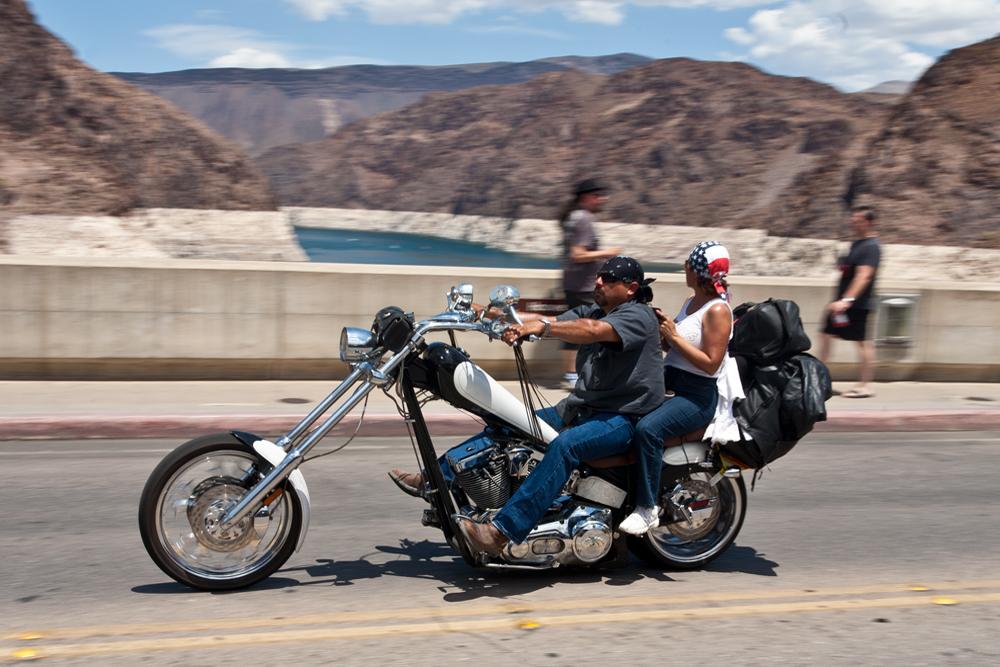 Easy Rider von Udo Krüger