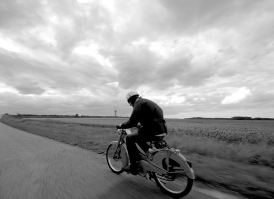 Easy-rider en Auge