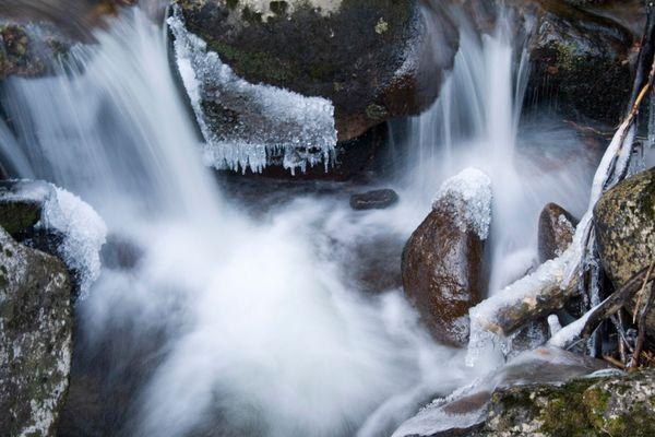 eau et glace