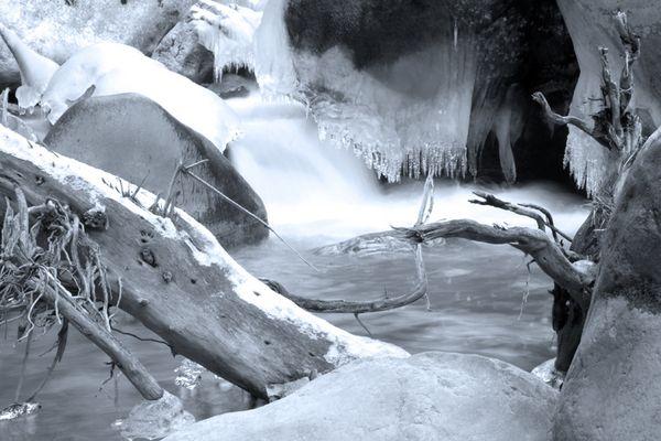 Eau, neige, glace