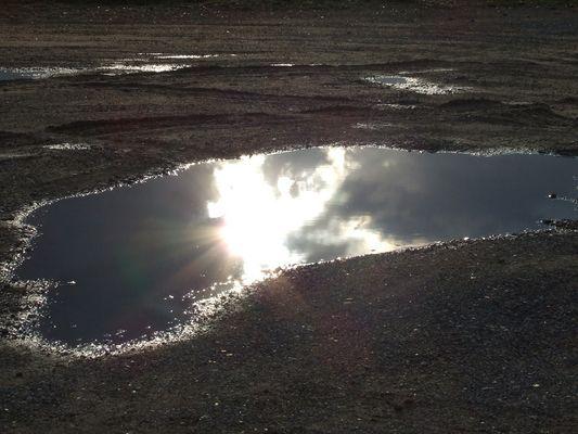 eau soleil